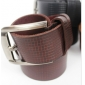 Genuine Leather Copper Pin Buckle Ginning Korean Casual Belts