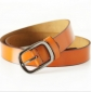 Leather Pin Buckle Simple European And American Style Casual Belts