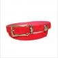 Orange Retro Womans Classic Belts
