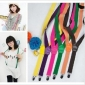 Candy Color Womans High Elastic Suspenders