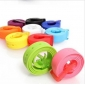 Candy Color Bubble Gum Plastic Belt